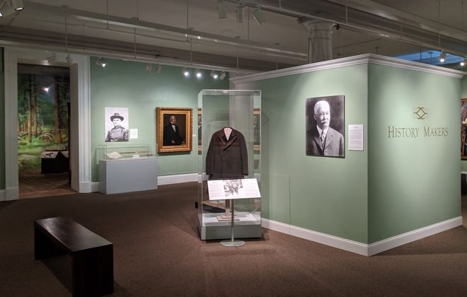 """History Makers"" is the new exhibit at the Buffalo History Museum. (Photo courtesy of the Buffalo History Museum)"
