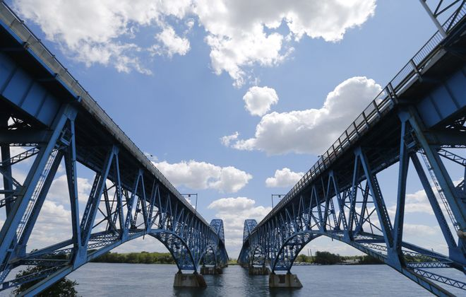 Grand Island bridges. (News file photo)