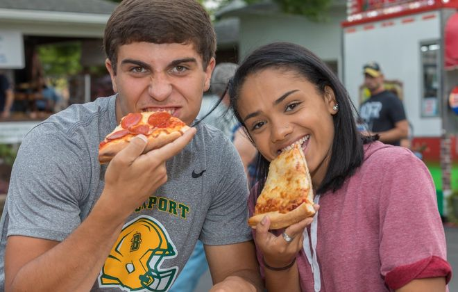 Take a bite out of the Erie County Fair, which starts Wednesday and runs through Aug. 18. (Don Nieman/Special to The News)