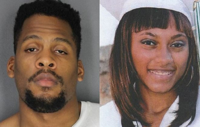 Charles Jones, 24, was charged with second-degree murder in the death of Jacquetta L. Lee, 25. (Jones photo provided by Erie County Sheriff's Office)