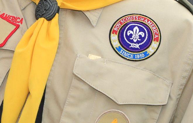Boy Scouts of America. (Harry Scull Jr./Buffalo News)