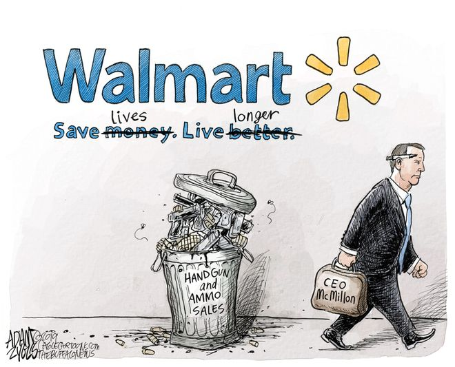 Walmart CEO: September 6, 2019