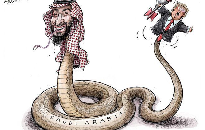 Saudi Arabia and Iran: September 19, 2019