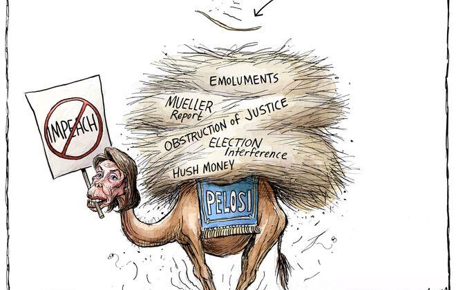 Impeachment: September 25, 2019