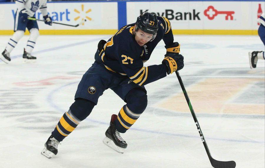 Curtis Lazar has played 252 regular-season games in the NHL.  (James P. McCoy/Buffalo News file photo)