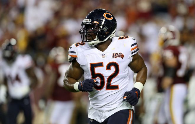 Khalil Mack  (Getty Images)