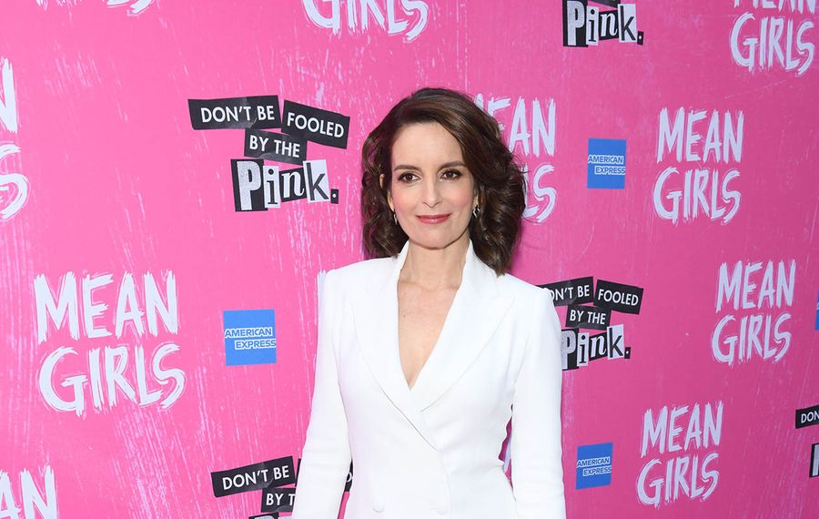 "Tina Fey attends the opening night of ""Mean Girls"" on Broadway in 2018 in New York City. (Getty Images)"
