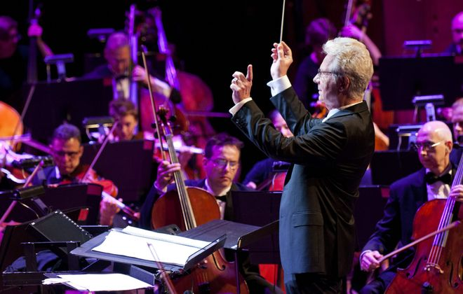 "Conductor John Mauceri's new book, ""For the Love of Music: A Conductor's Guide to the Art of Listening,"" is an important read for classical music fans. (Getty Images)"
