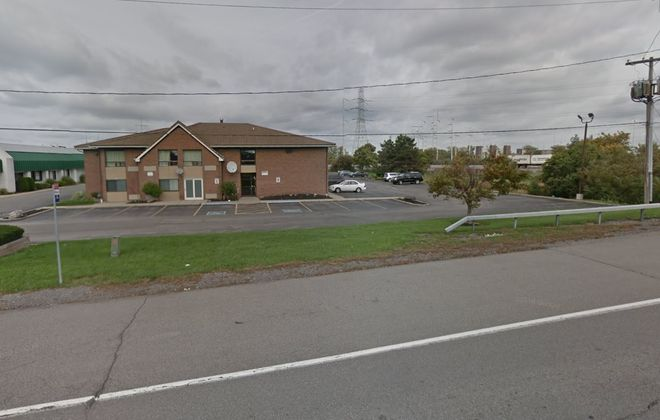 This Motel 6 in Amherst, near the Youngmann Highway, was acquired. (Google)
