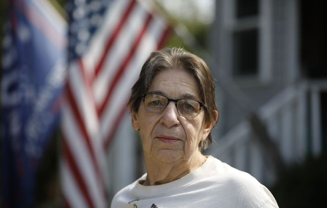 Mary Kless, 78, lost her job as election inspector. (Derek Gee/Buffalo News )