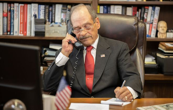 Karl Simmeth takes over Saturday as Erie County Republican Party chairman. (Provided photo)