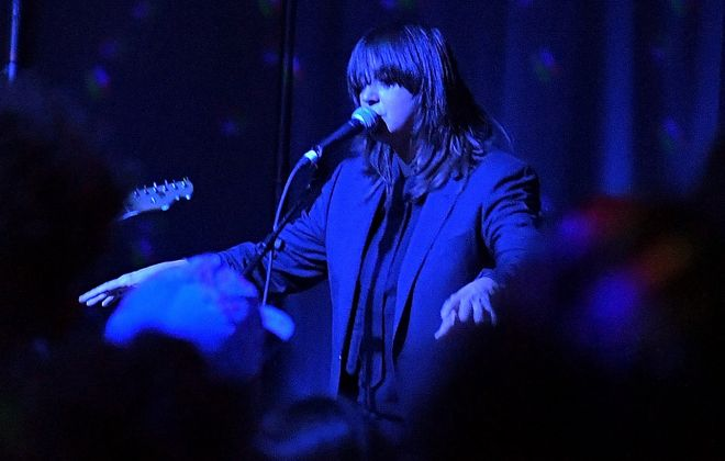 Cat Power returns with a headlining show in Rapids Theatre. (Getty Images)