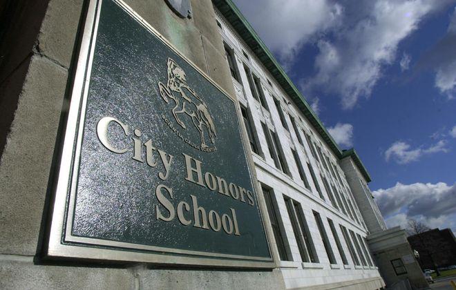 City Honors School. (News file photo)