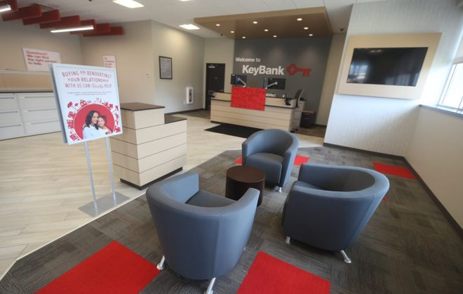 KeyBank will host a networking event at its East Delavan Avenue branch. (News file photo)