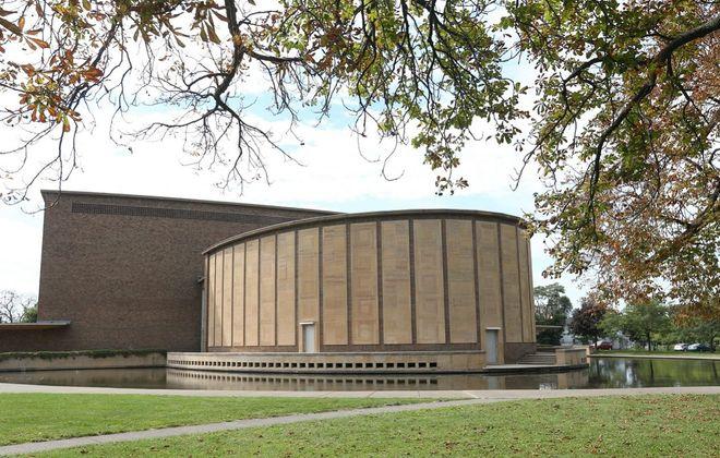 Kleinhans Music Hall, home of the BPO. (Sharon Cantillon/News file photo)
