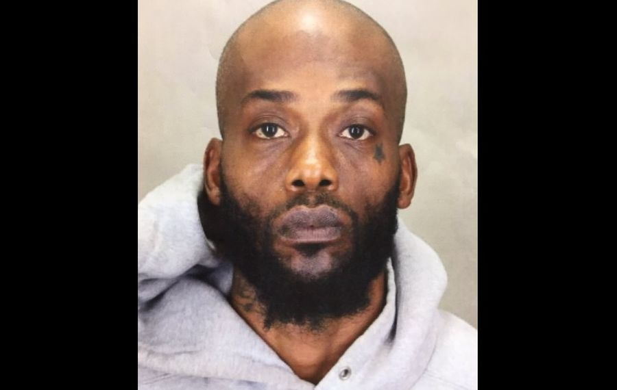 Keith R. Sparks, 43, faces a second-degree murder charge in the killing of his ex-girlfriend Mallicia U. Tipps at the McKinley Mall. (Photo courtesy of Hamburg police)