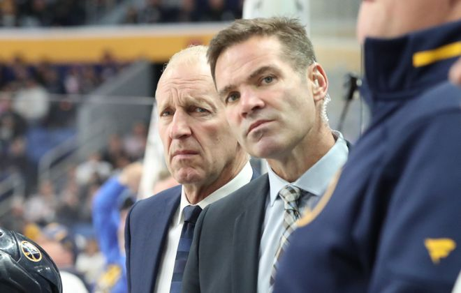 chris taylor leaves sabres to resume duties as coach of