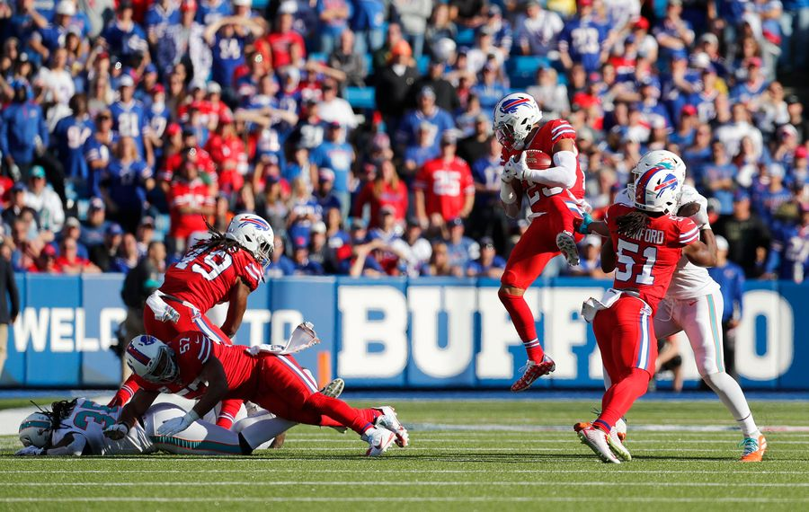 Proposed onside kick rule plays to strength of Bills' defense – in theory