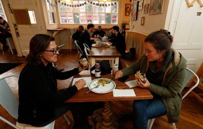 Photos: Creative sandwiches star at BreadHive