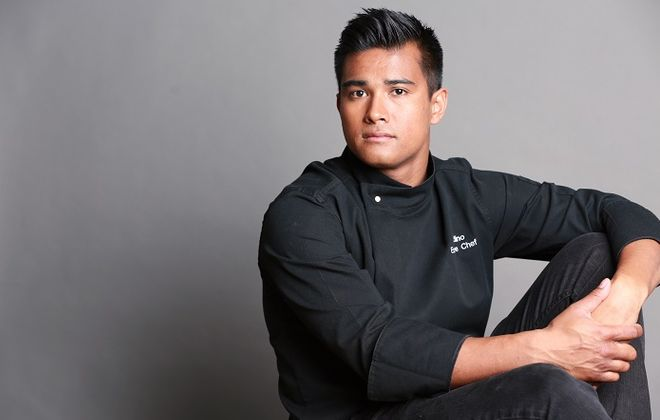 Celebrity Chef Jordan Andino helps raise money for Ilio DiPaolo Scholarship Fund