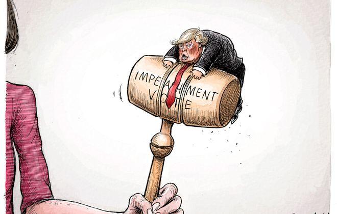 Pelosi's gavel: November 3, 2019