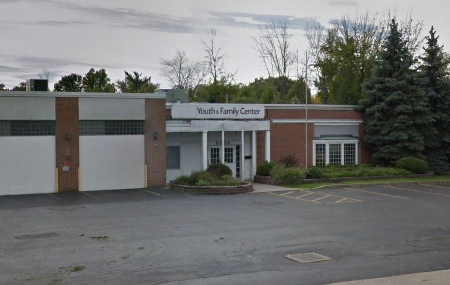 The Amherst Youth Foundation building at 5005 Sheridan Drive, Amherst, that the town has agreed to purchase for up to $1 million. (Google Images)