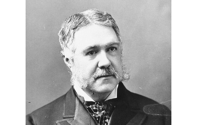 President Chester A. Arthur. (Courtesy of the National Archives/Newsmakers)