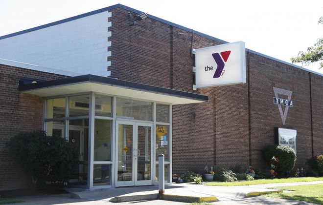 The Ken-Ton Family YMCA in the Town of Tonawanda is among the YMCAs that will care for the children of medical professionals and first-responders. (Sharon Cantillon/Buffalo News)