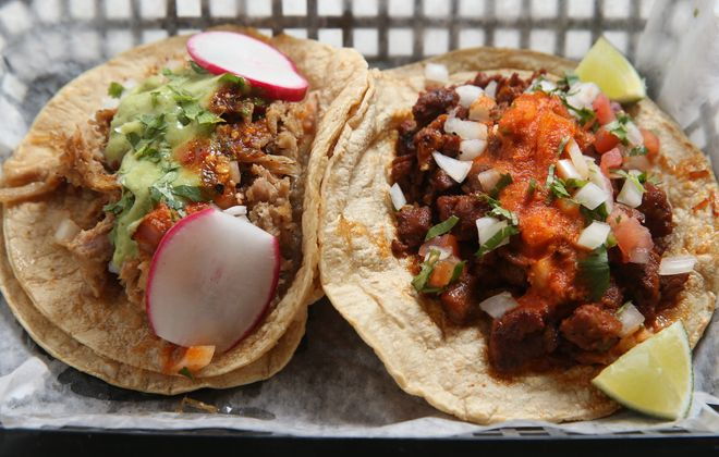 La Divina's popular tacos will be available on Cinco de Mayo, even if the specialty packages have sold out. (Sharon Cantillon/News file photo)