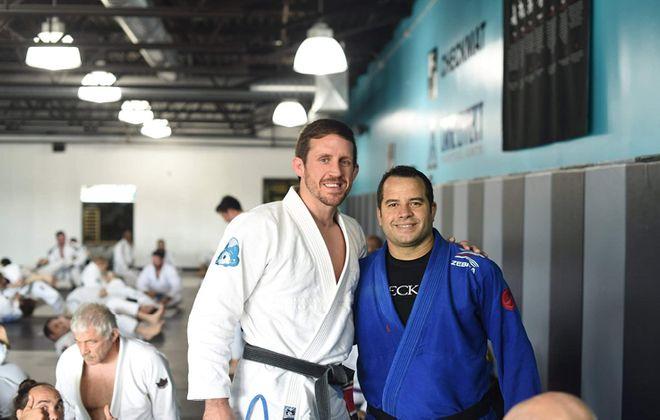 Jiu jitsu teaches self-defense skills and a lot more