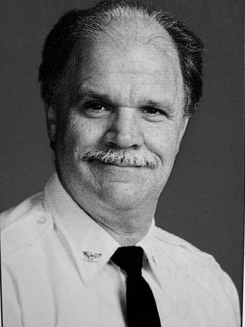 Patrick G. Stafford, 66, high-ranking Buffalo police official