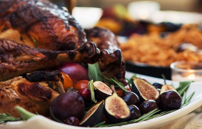 Thanksgiving Day is really a week of preparation culminating to a single dining experience. (Katie Ambrose)