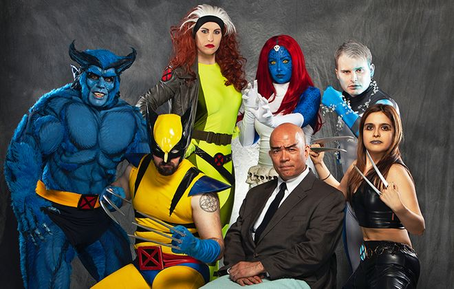 Each Alliance character is vetted for accuracy against source material. (Brody Wheeler Photography)