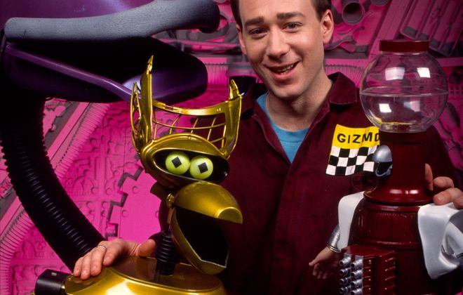"Joel Hodgson and friends from ""Mystery Science Theater 3000"" are hitting the road with ""The Great Cheesy Movie Circus Tour,"" visiting the Riviera Theatre on Oct. 22. (Photo courtesy of Shout! Factory)"