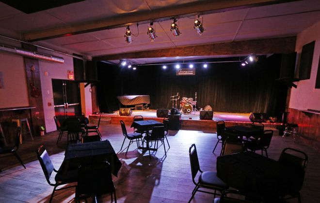 Black Rock's newest venue the Cave is now hosting the music series Inspiration  Thursdays. (Robert Kirkham/News file photo)