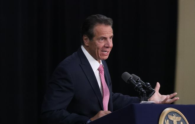 Gov. Andrew M. Cuomo  (James P. McCoy/News file photo)