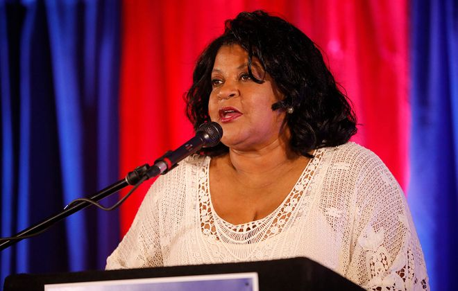 Barbara Miller-Williams  will be sworn in as Buffalo  City Comptroller on Thursday. (News file photo)