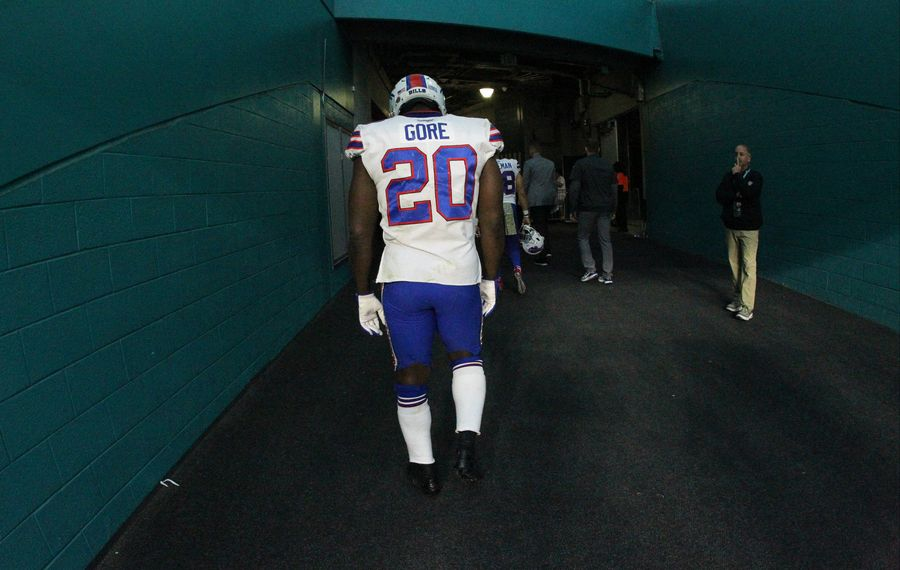Gore served his role well, but will Bills keep him?
