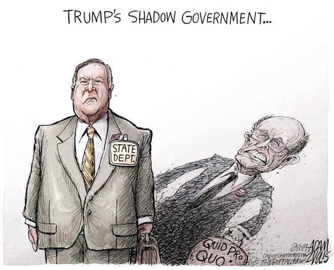 Giuliani State Dept: November 7, 2019