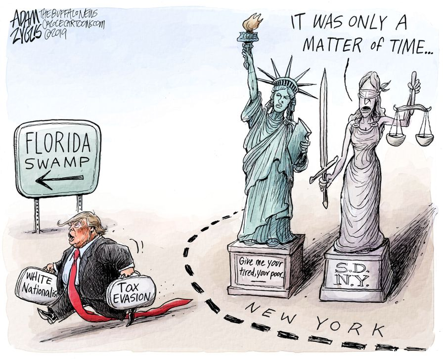 Moving to Florida: November 5, 2019