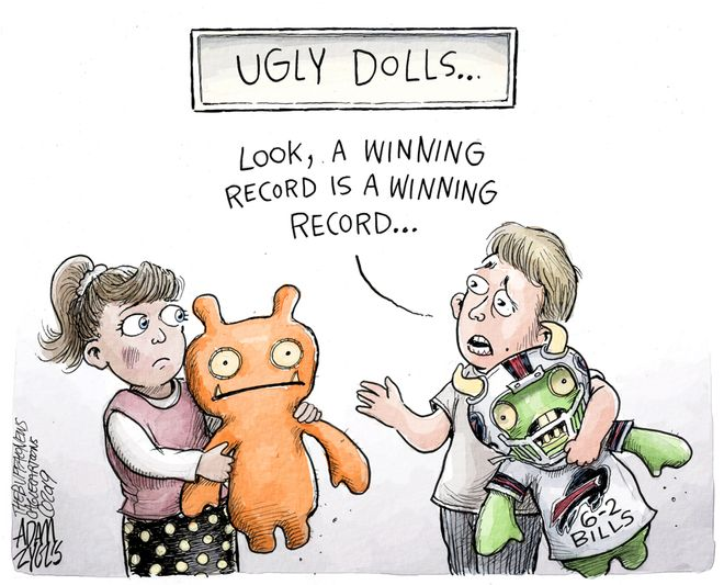Winning ugly: November 10, 2019