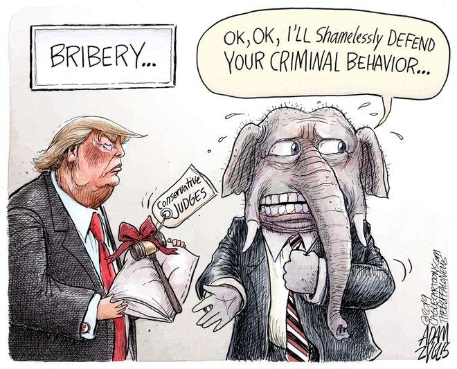 The bribe: November 17, 2019