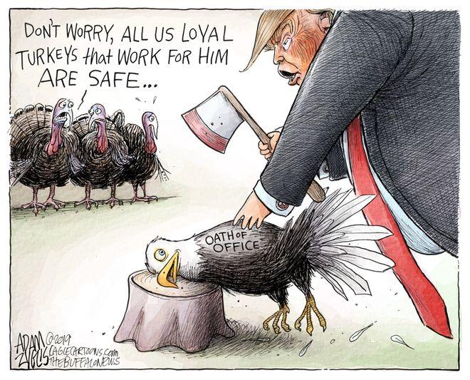 Oath of office: November 26, 2019