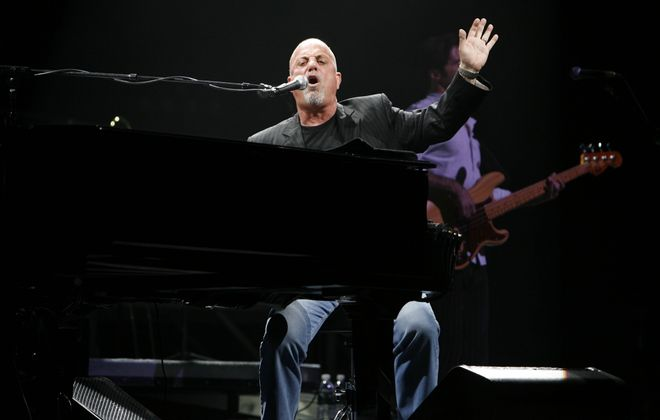Billy Joel has a long history of performing in Buffalo, including this 2007 concert in HSBC Arena. (Sharon Cantillon/News file photo)