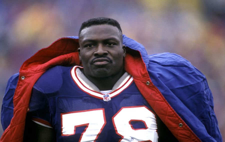 Bruce Smith. (James P. McCoy/News file photo)