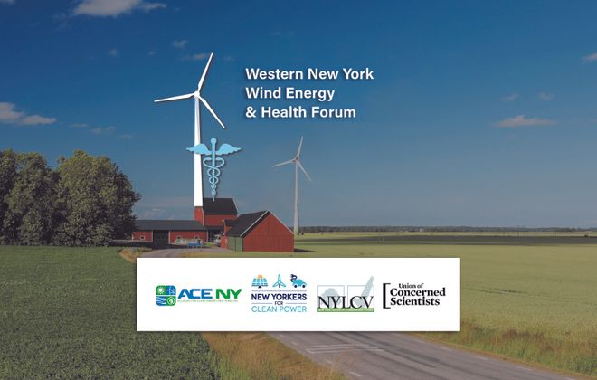 Wind Energy & Public Health: Forum brings together prominent experts for a fact-based discussion on the topic