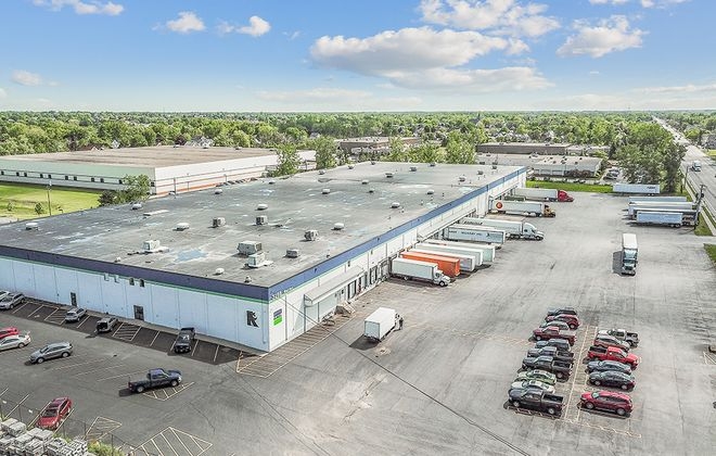 Large industrial space like this warehouse and distribution center is at a premium, prompting concerns about the region's economic development efforts (Image courtesy of Jones Lang LaSalle)