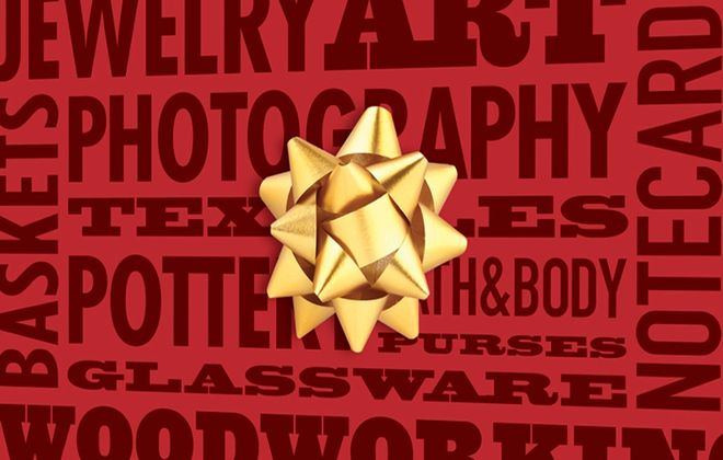 Support local artists at Burchfield Penney's holiday art and gift sale
