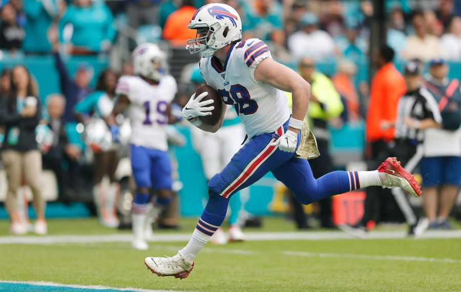'We have all the tools to make a run' -- Why Dawson Knox is bullish on Bills' future