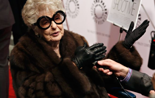 A new book captures the outrageous quotability of the late Elaine Stritch.  (Getty Images)